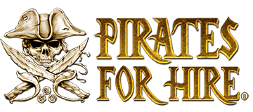 -Pirates For Hire- live action, comedy, pirate-themed entertainment for parties, fairs and events.